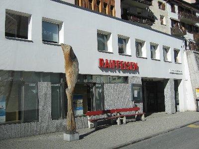 Raiffeisenbank Scuol