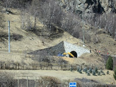 RHB Tunnel Susch