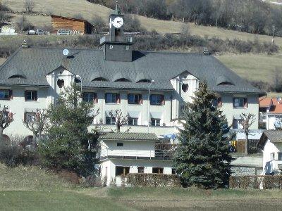 Bahnhof Scuol