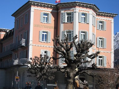 Hotel Belvedere - Scuol
