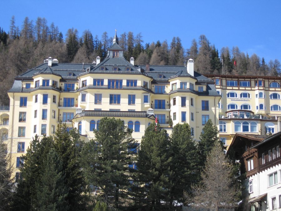 Hotel Belvedere St.Moritz